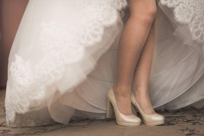 500df71c60 Kiedy powinnam wybrać buty ślubne - przed czy po zakupie sukni